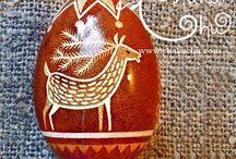 Пасхальные яйца / Пасха