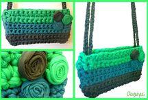 Trapillo y crochet