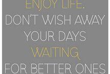 Wise Words / by Donna Hayden