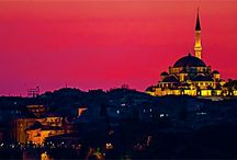 Istanbul lights (isztambuli fények) / Turkish Istanbul