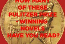 Pulitzer Prize Novels