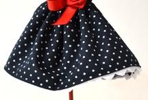 Miniature dresses