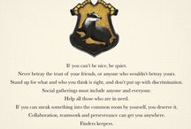 Huffleclaw / I'm a mix of Hufflepuff and Ravenclaw