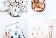 INTERIOR INSPO / Inspiration for interior, home decor