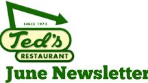 Ted's Monthly Newsletters