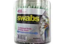 Tools & Accessories - Cotton & Swabs