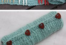 Knit accesories