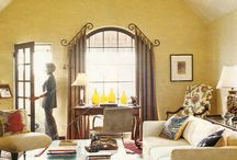 Arched Window Treatments / Widow Treatments for arched windows