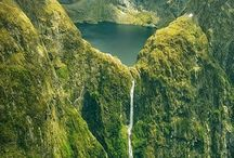 Amazing New Zealand / Most beautiful landscapes of New Zealand