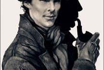 Sherlock Holmes / by Lynn Blasey
