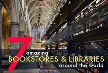 Bokhandlere og bibliotek
