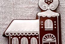 vzory vánoce