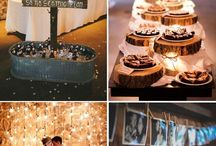 Rustic Chic Wedding / Rustic Chic Wedding ideas and inspiration