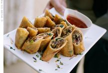 Appetizers / by Tracey Thorup