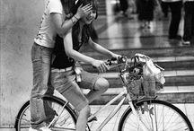 Girls on a Bike / by Arturo Tapia