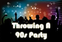 90s 30th bday ideas