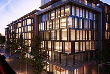 Modern mid-building