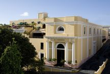 Client - El Convento / Sights and scenes from the Old San Juan small but grand luxury hotel where old world charm meets contemporary elegance.