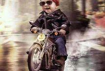 Baby Bikers