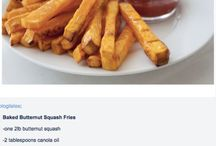 Savory: Side Dishes / lunch and dinner sides
