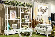 wedding fair booth