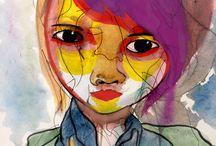 Face desconstruction