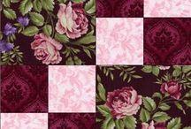 Pretty pink florals