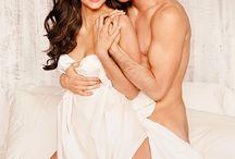Couples boudoir images