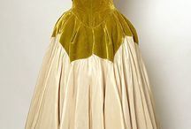 A little feeling of style / Gorgeous antique clothes