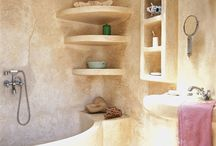 Bathrooms, Fittings, Fixtures. / by Trudie Webster