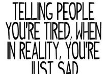 A Sad Mind