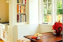 Kitchen seating ideas