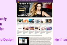 Great online business ideas / World premiere all-in-one website package developed to help small businesses, especially professional beauty salons, to grow into successful and profitable big businesses.
