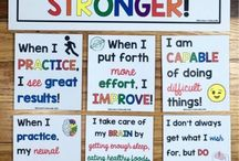 school stuff- growth mindset