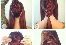 Hairstyles I love