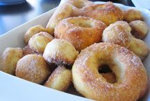 Doughnuts / by Susan Justin