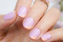 Nail art - because pretty nails make me feel pretty!