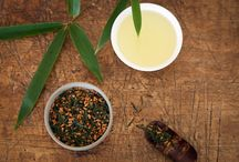 Japanese Peasant Tea / Our organic Genmaicha is grown in southern Japan and has notes of the land--ocean, sweet potato, incense, umami...http://www.firepot.com/collections/green-tea/products/japanese-peasant-tea