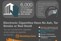 Cigarette Infographics