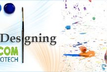 Web Design and Development / Web design is an art to represent the image and identity of your business.