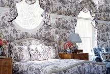 BEDROOMS / Love decorating bedrooms / by Diane Lewis-Wegman