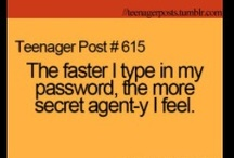 teenager posts:-)