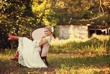 Bridal Portrait - Inspiration / by Jamie Blow