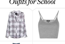 outfits for highschool