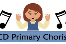 primary chorister / by Alisha Medrano