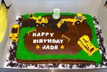 Hudson's 2nd Birthday Ideas / by Jennifer Rose
