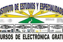 CURSOS DE ELECTRÓNICA BÁSICA ELEMENTAL, ANALÓGICA Y DIGITAL