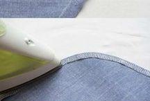 Sewing knit fabrics