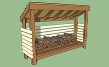 magazie lemne de foc