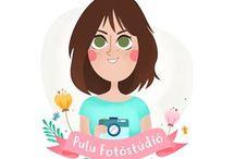 My portrait illustrations